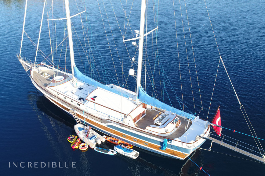 BODRUM SHIPYARD Custom Gulet 108ft