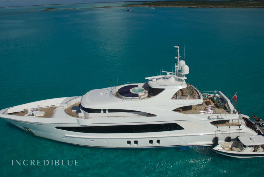 Yacht rent Oceanfast 157 ft in Yacht Haven Marina, Nassau