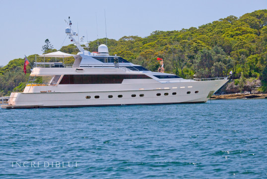 Yacht rent Warren Yachts Custom in Sydney Superyacht Marina, Sydney