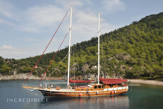 Gulet rent Custom Ketch in Milta Marina, Bodrum