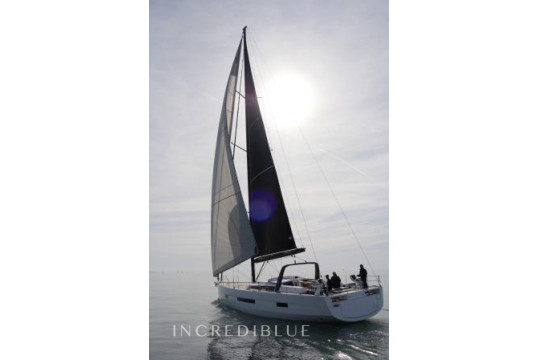 Sailing boat rent Dufour  63 EXCLUSIVE in Port Vauban, Alpes Maritimes - Antibes