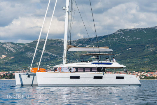 Catamaran rent Lagoon  620 in Marina Kastela, Split, Hvar