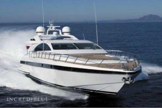 Yacht rent Mangusta 80 in Port d'Eivissa, Ibiza