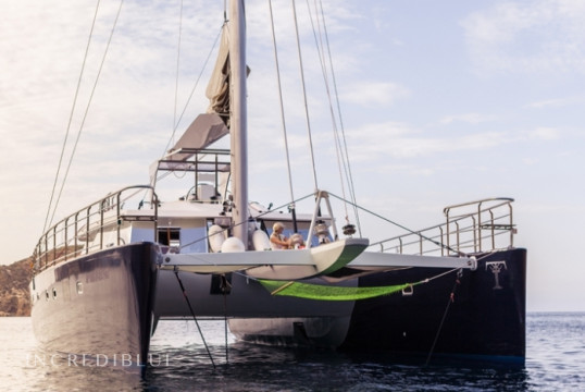 Noleggiare catamarano Sunreef 62 a Port d'Eivissa, Ibiza
