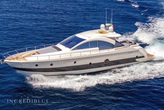 Yacht rent Aicon Yachts 62 SL in Portofino, Liguria