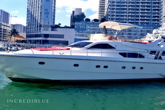 Yacht chartern Ferretti 60', Downtown Miami, South Florida