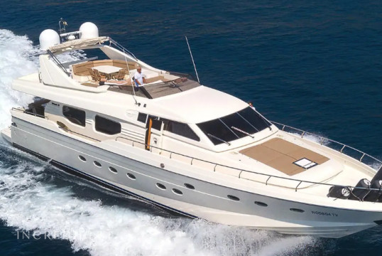 Yacht rent Rizzardi Technema 80 in Nettuno, Lazio