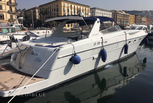 Motorboat rent Rizzardi 53 TOP LINE in Castellammare di Stabia, Campania