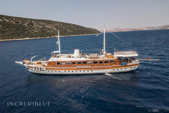 Gulet rent Gulet Custom Made  in Milta Marina, Bodrum