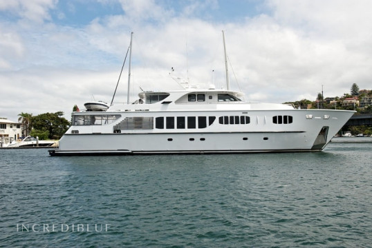 Yacht rent Custom made 1 in Sydney Wharf Marina, Sydney