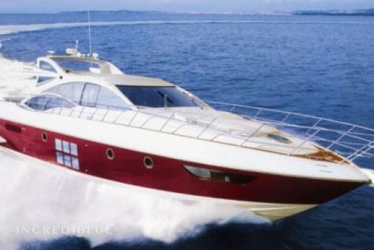 Yacht rent Azimut 43S HT in Port Pierre Canto, Alpes Maritimes - Cannes