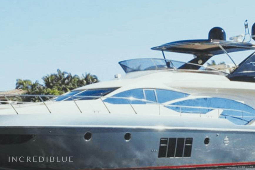 A great yacht for exploring the islands, Miami Beach, Ft  Lauderdale, or  the Florida Keys