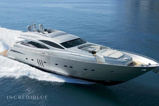 Yacht rent Pershing 90 in Paradise Harbour, Nassau, Bahamas