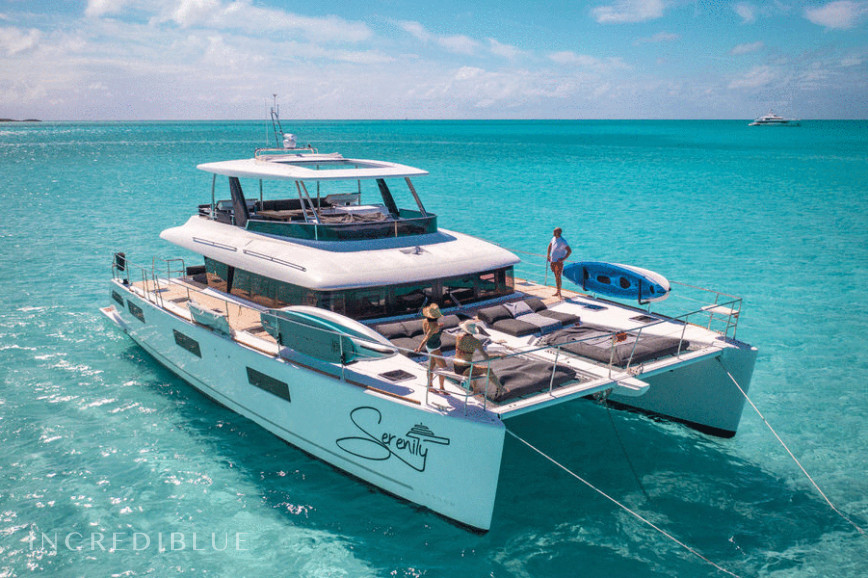 Lagoon  630 Power Catamaran
