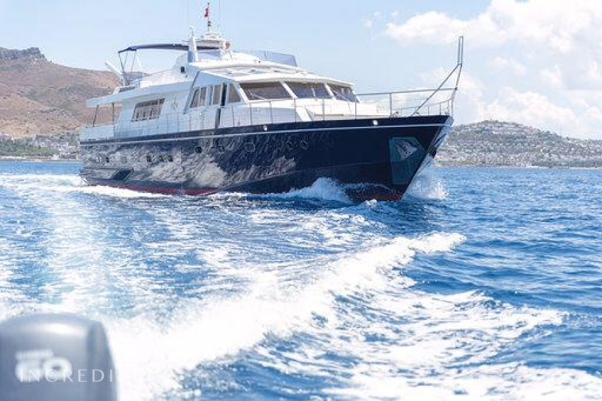 Admiral Yachts 28 METRE