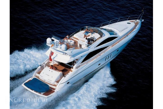 Yacht rent Sunseeker Manhattan 66 in Estepona, Málaga