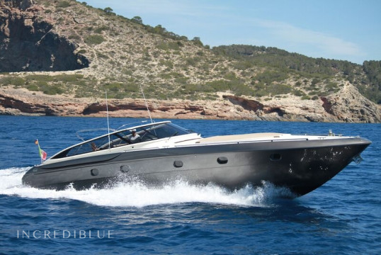Yacht rent Baia Aqua 54 in Port d'Eivissa, Ibiza