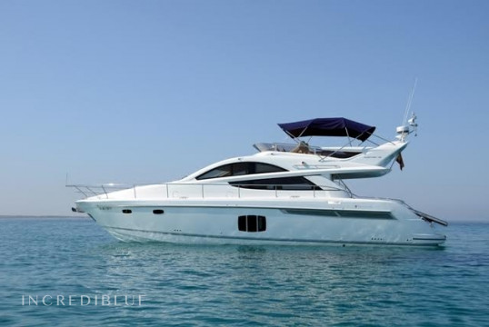 Huur jacht Fairline Phantom 48 in Port d'Eivissa, Ibiza