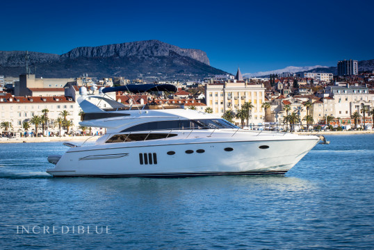 Yacht rent Princess Yachts  62 in ACI Marina Split, Split, Hvar