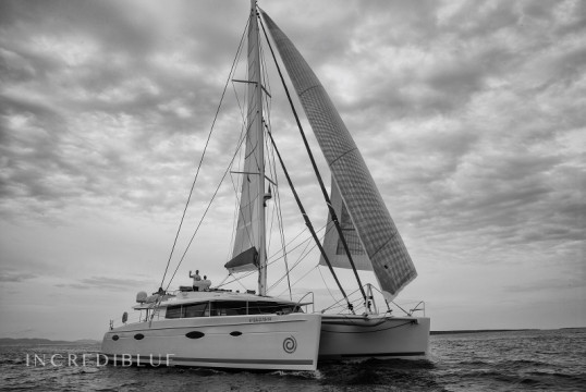 Catamaran rent Fountaine Pajot Victoria 67 in Marina Rubicón, Lanzarote