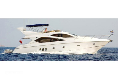 Sunseeker Manhattan 72'