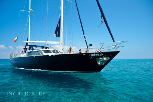 Sailing boat rent Benetti MS20 in Vibo Marina, Calabria